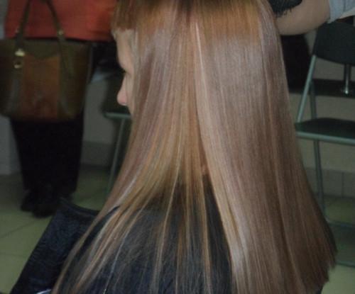 Модное окрашивание волос: техника шатуш