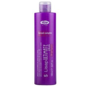 Кератиновый уход за волосами с разглаживающим эффектом